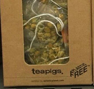 A fantastic step in the right direction...well done @Teapigs! #plasticfree #Sustainability