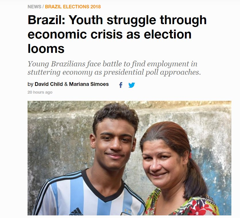 #Eleições brasileiras repercutem na #imprensa #internacional neste #sábado #eleições2018 https://t.co/qaCe2or6mu