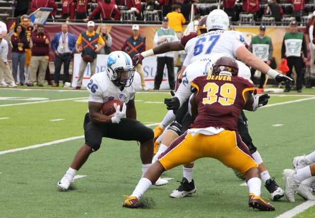 UB Football on Twitter: Bulls Stay Perfect with First