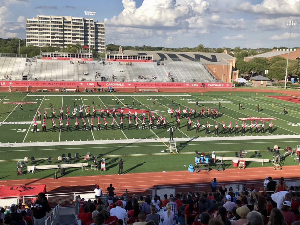 uiw bands on twitter another big win for uiwfootball with a