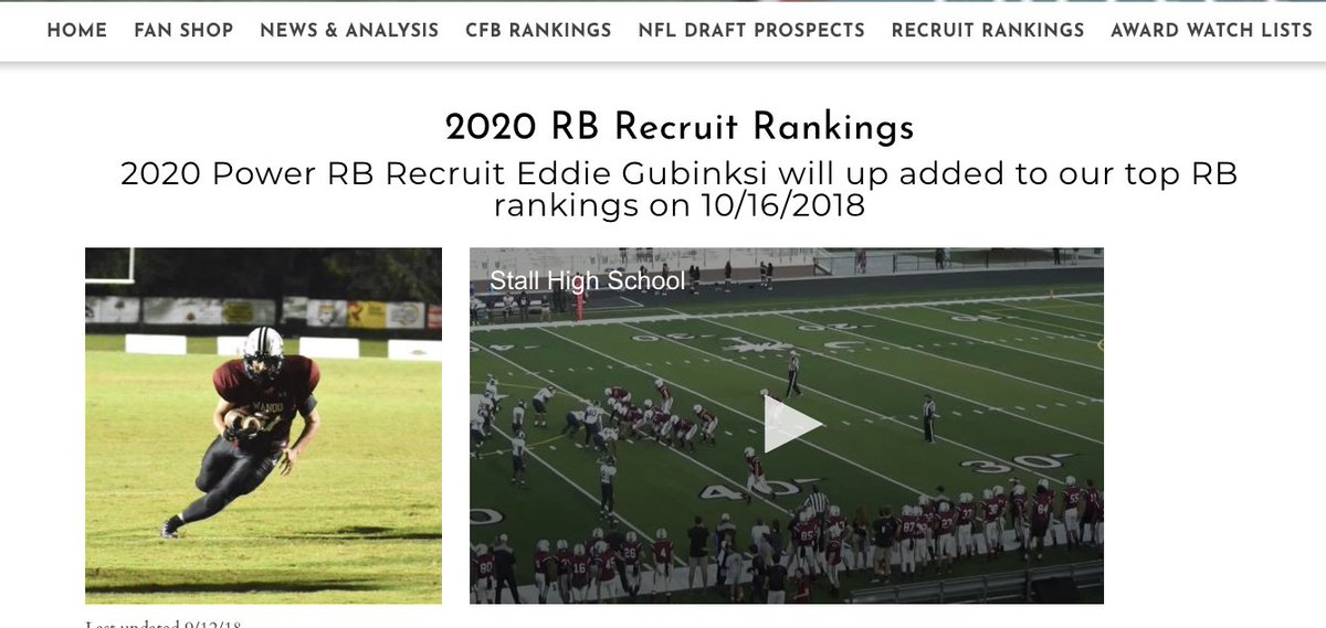 Super Bowl 2020 Home Team.Scout Trout On Twitter College Football Today Top 2020 Rb