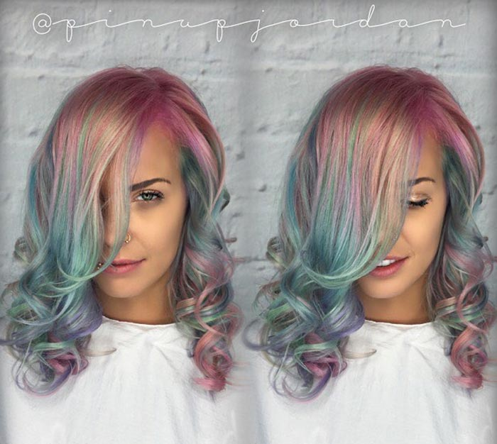 Ombre Hairstyle Greyombre Twitter