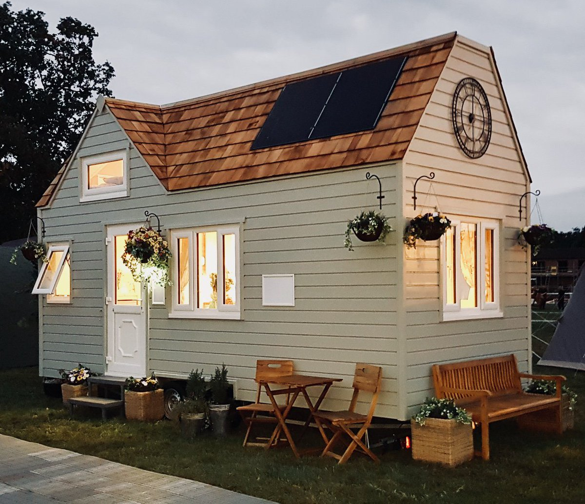 Tiny Living Magazine Uk On Twitter You Can See This Home In Person