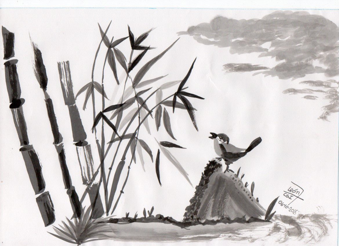 Lion Seven Art Pe Twitter Aisaje Hecho Con Tinta China Una Experiencia Muy Bonita Al Usar Solo La Tinta Y El Papel Nada De Boceto Art Ink Tinta Tintachina Inkchinese Https T Co Gif75lbwvg