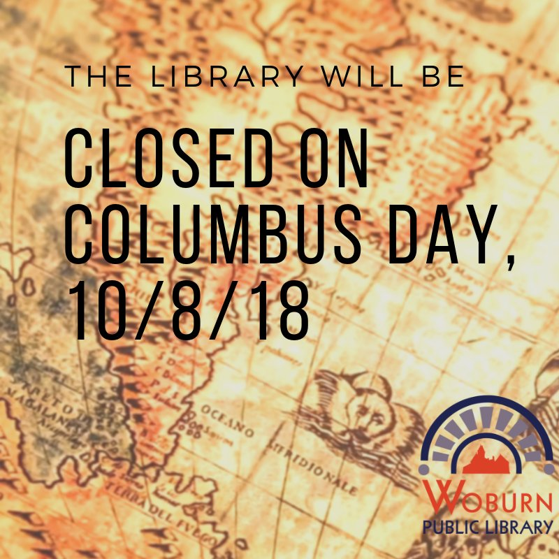 Monday is observed as a holiday in #Massachusetts. Because our library partners are closed, Monday EAL programs are cancelled as well. Have a great weekend!