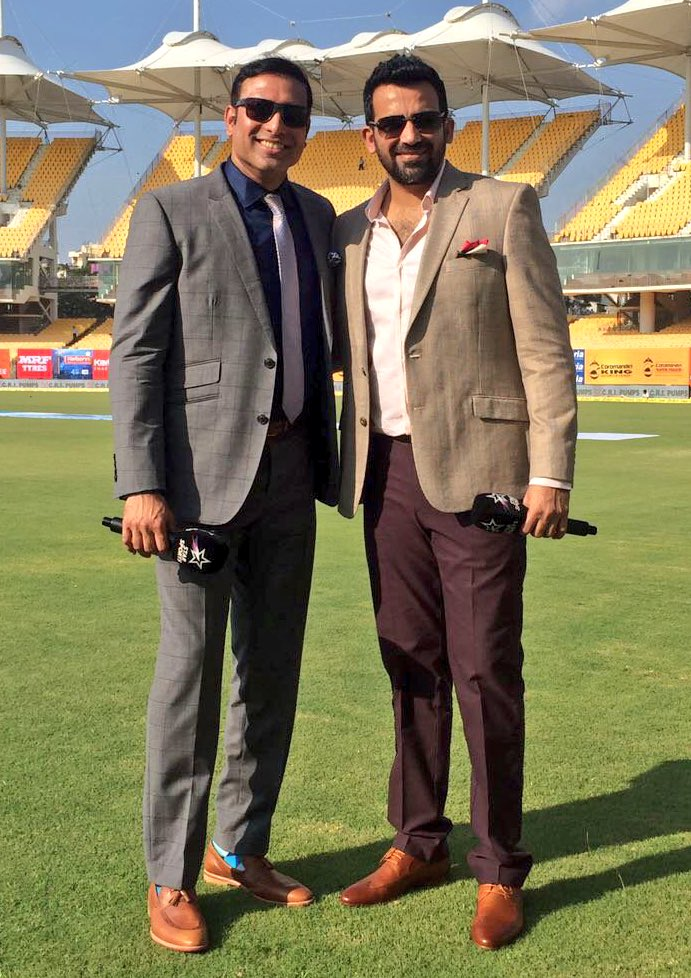 Wishing a wonderful man , a great match-winner for India and my buddy @ImZaheer a very very happy Birthday