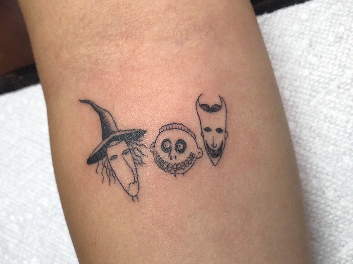 Got To Do This Quick Cute And Small As Fuuuuck Nightmare Before