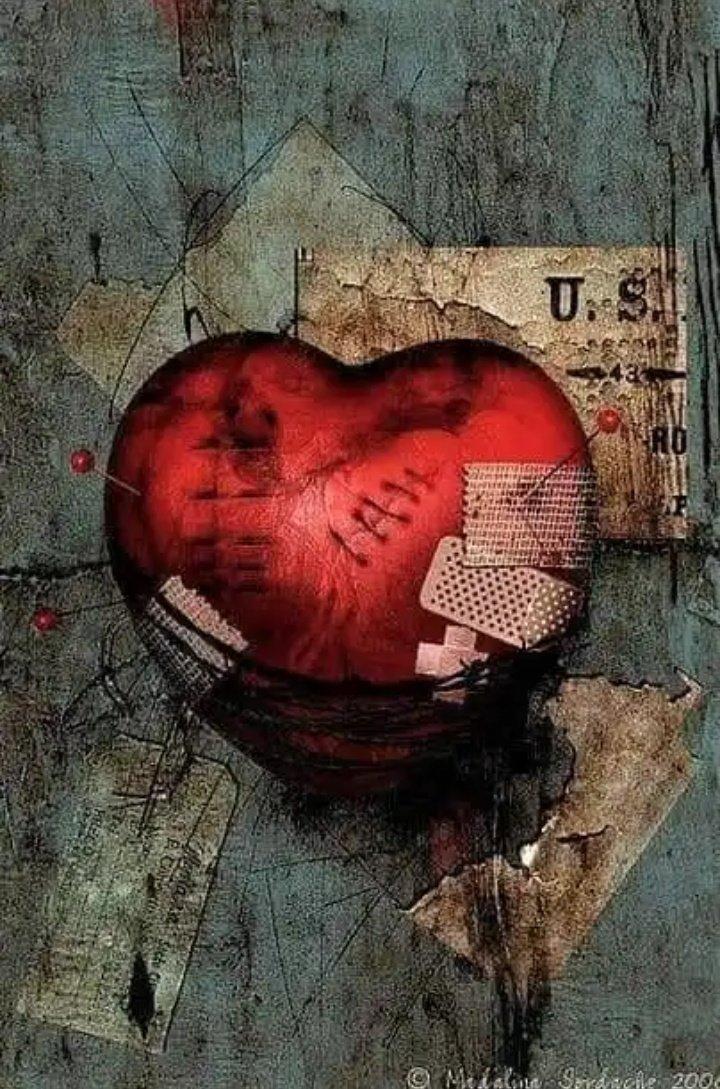 Открытки с сердцем не разбей, надписями спокойной