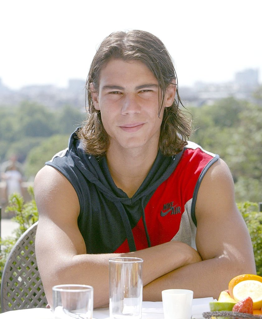 """Rafael Nadal History on Twitter: """"During French open 2005 ..."""