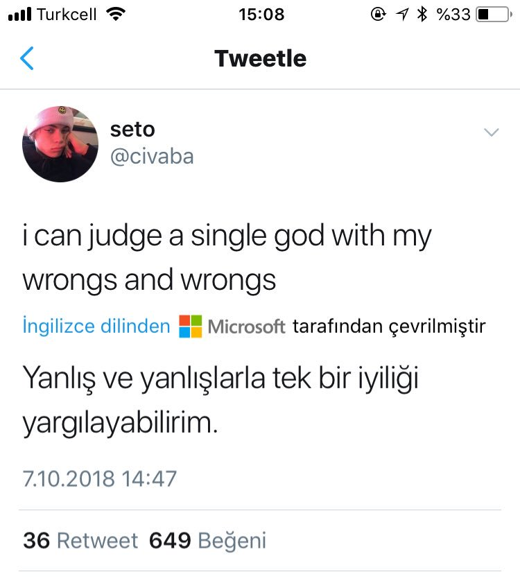 Seto On Twitter I Can Judge A Single God With My Wrongs And Wrongs