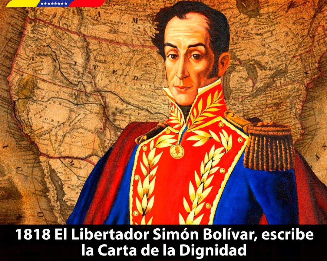 Bolivar, Padre Libertador. Bicentenario - Página 12 Do55MNaX4AA3X8d
