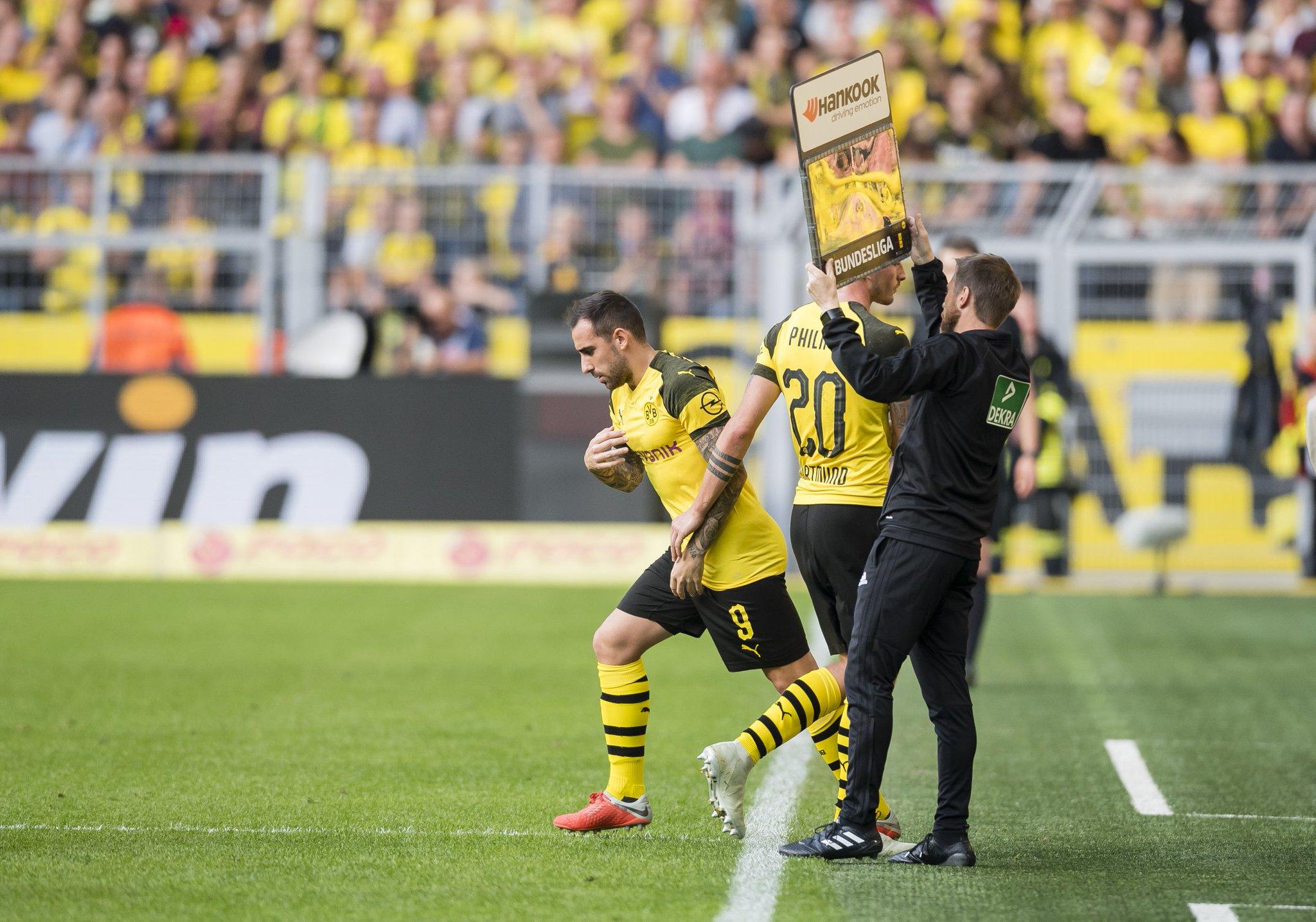 Wie Hat Borussia Gespielt