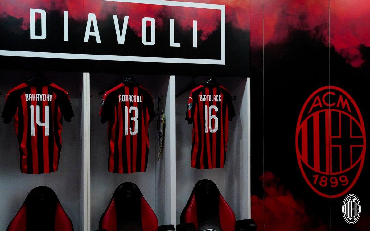 Ac Milan On Twitter The Devil S Den La Tana Del Diavolo Milanchievo Anewmilan