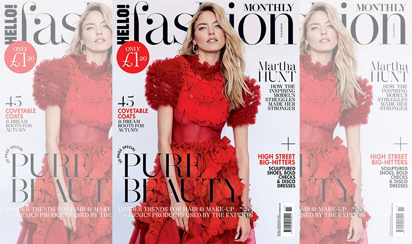 The weather is cooling, so it's an excuse to buy new coats and boots to suit. Pick up a copy of this month's #HFM to see our round-up of the season's biggest catwalk trends. Out now.