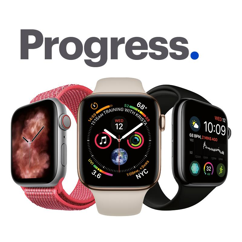 All new. For a better you. Apple Watch Series 4. https://t.co/UTMLV2qU0a https://t.co/4mjQyzJnD7