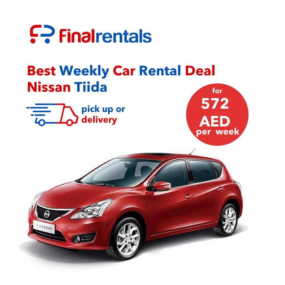 Finalrentals On Twitter Get The Best Weekly Car Rental Deal