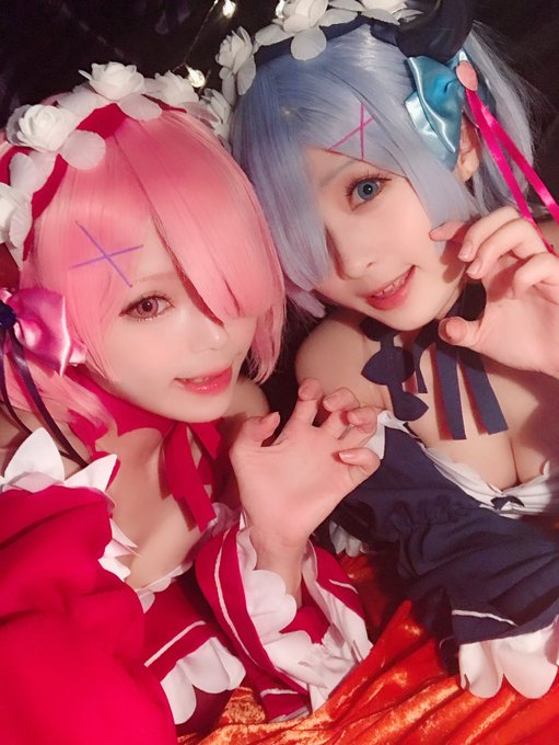 コスプレイヤー姫美那のTwitter画像46