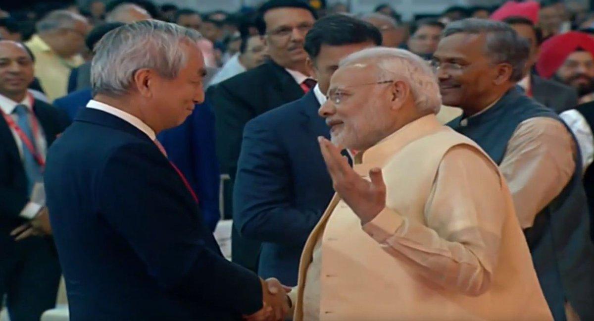Model to follow for development of Gujarat as CM for me was South Korea: PM Narendra Modi