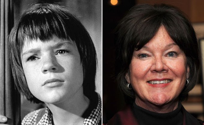 Happy 66th Birthday to Mary Badham! The actress who played Scout in To Kill a Mockingbird.