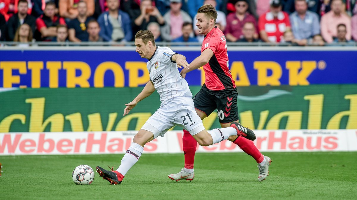 Video: Freiburg vs Bayer Leverkusen