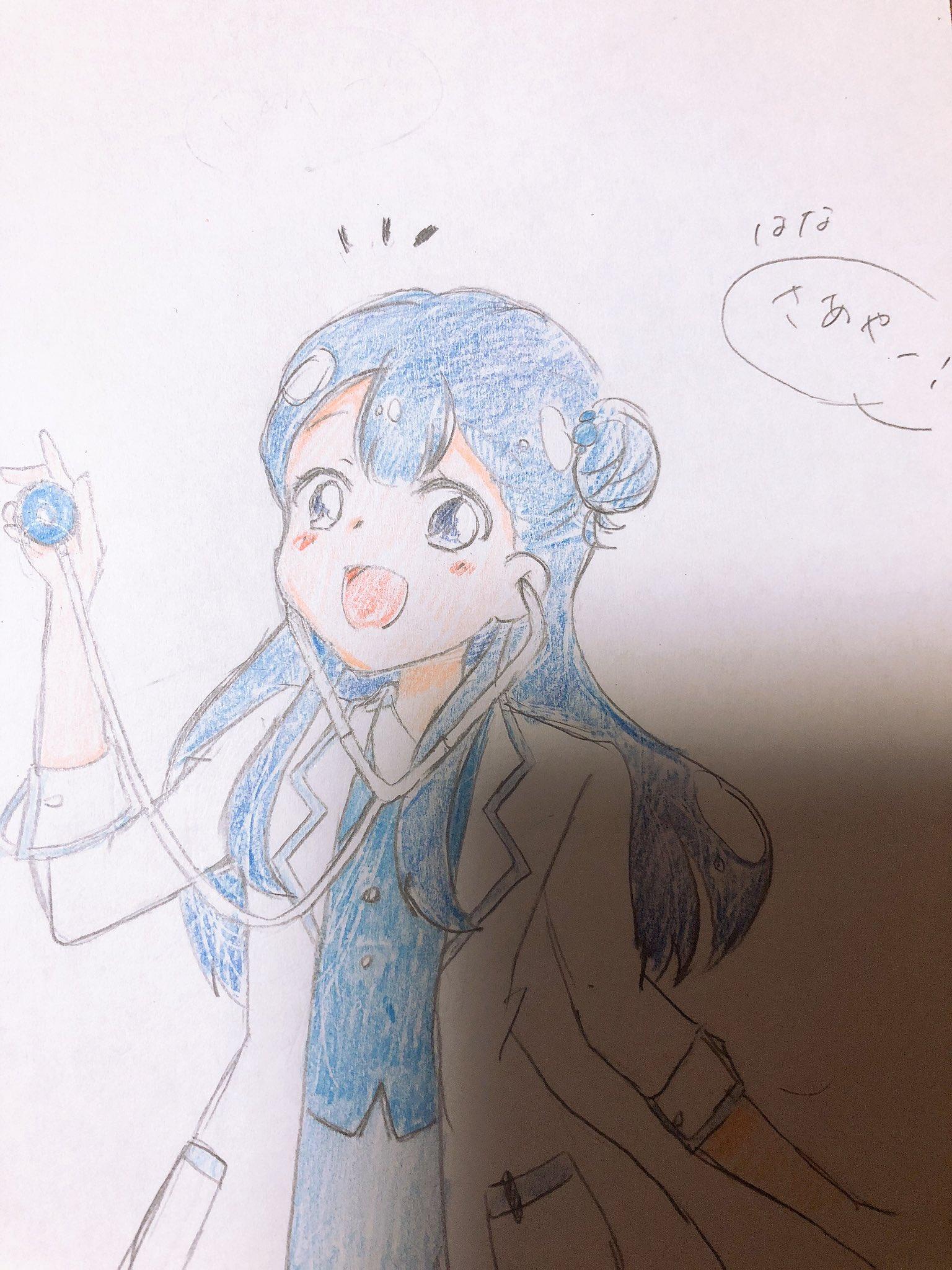みずき@初代らぶ💐 (@mizuki_precure)さんのイラスト