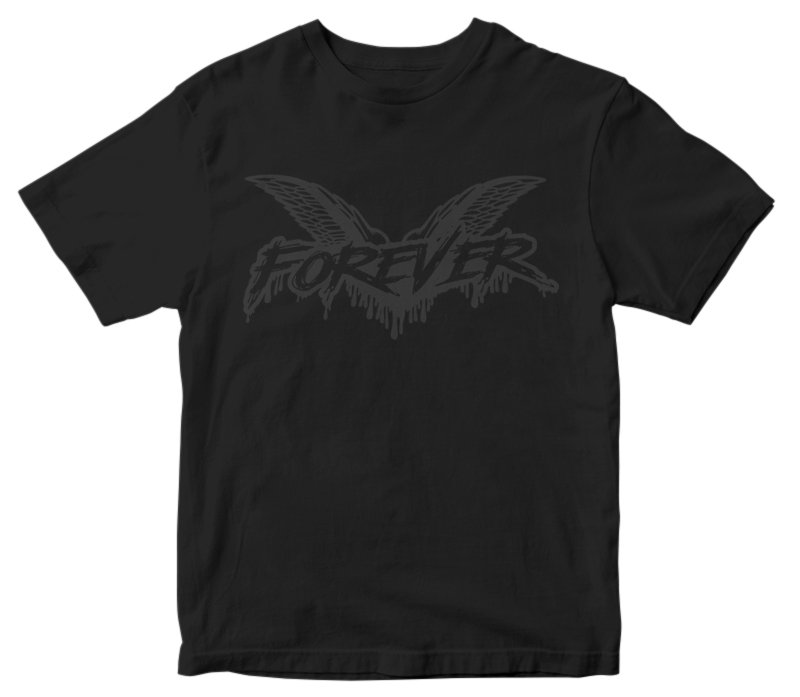 """We have new @cocksparrer """"Forever"""" shirts up in our store - black ink on a black shirt! We have women's AND unisex sizes available!  http://shop.piratespressrecords.com/products/628996-cock-sparrer-forever-black-t-shirt…"""