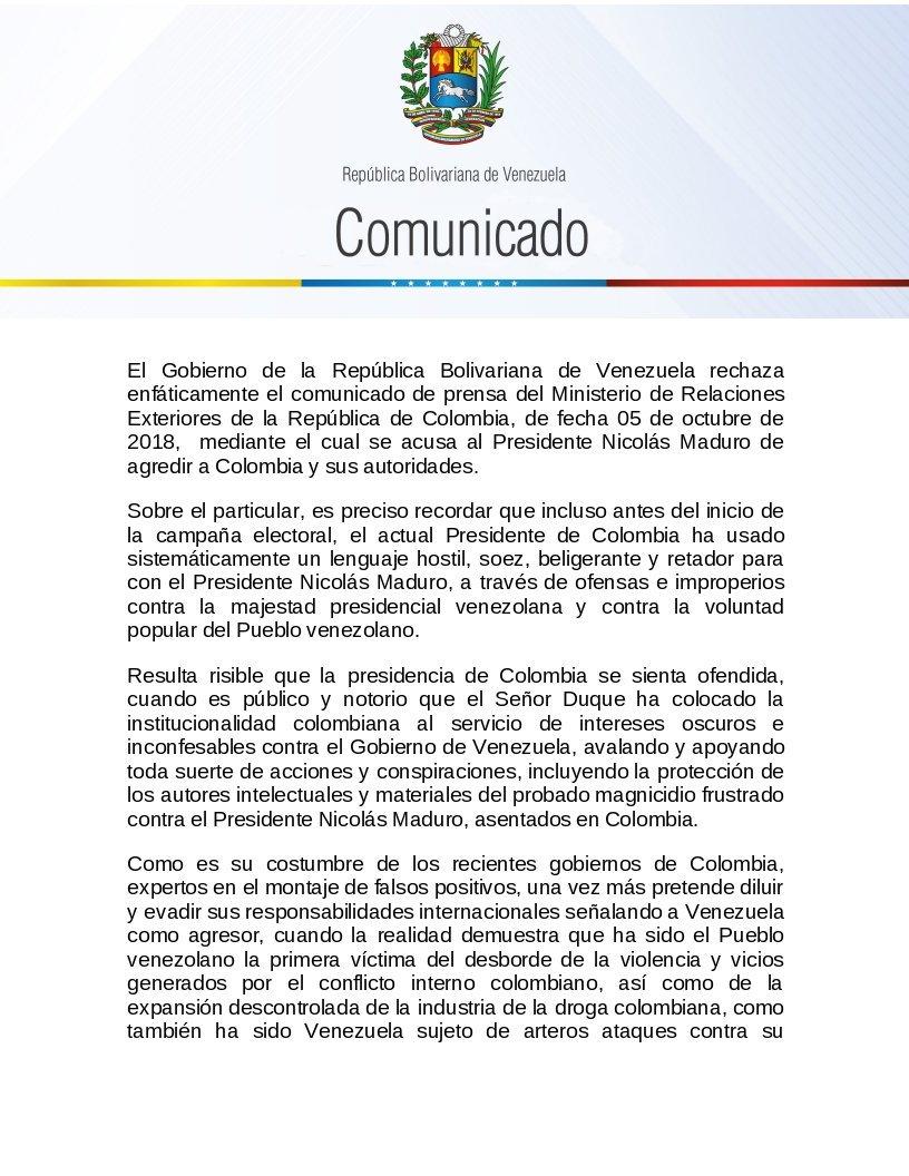 Táchira - Venezuela un estado fallido ? - Página 3 Do6X9auXgAAsWmR
