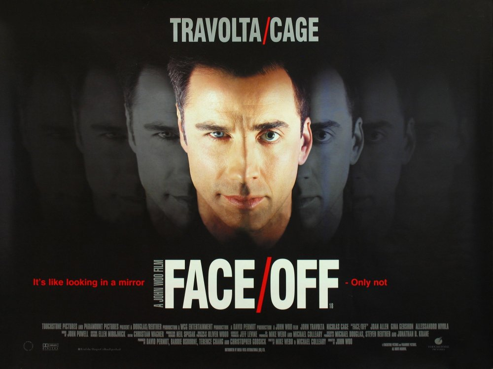 Idea   to add to the new movie  James Bond idea of the scenario from the movie &quot;Face/Off&quot;.  The agent 007 and his  opponent  was changed persons having performed a secret surgery. OO7 other person and him introduced now in enemy investigation. A face of the enemy-the person 007. <br>http://pic.twitter.com/tZaolz7QQu