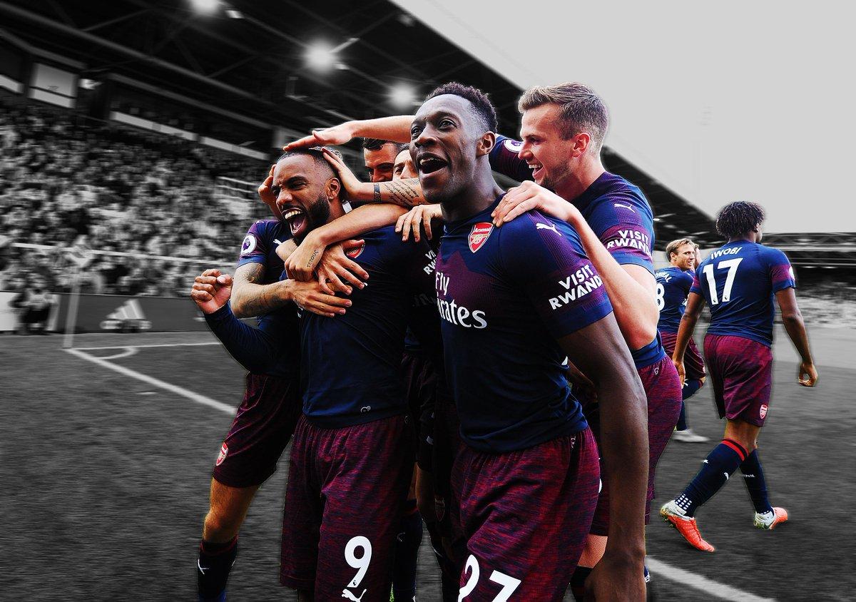 Arsenal – Vua London là đây!
