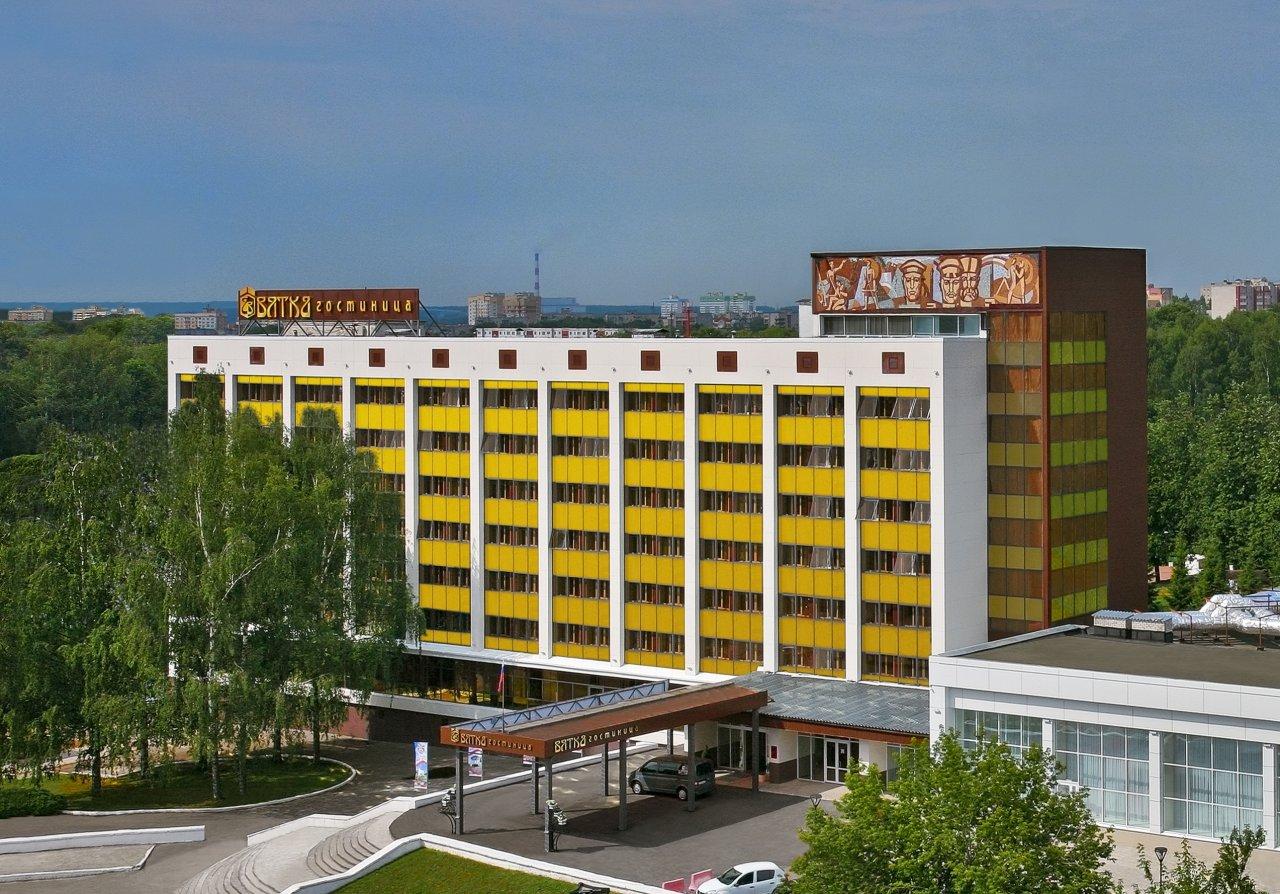 гостиница киров в картинках