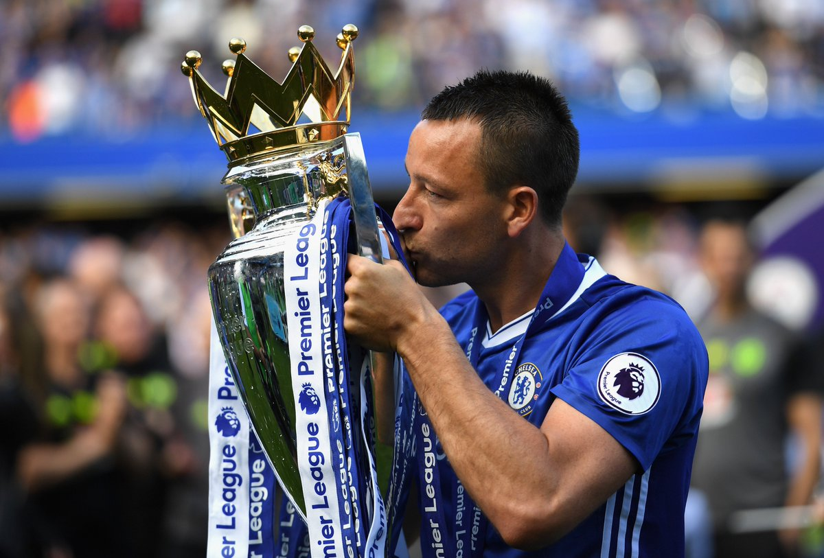 Twenty-two years as a Blue. Fifteen major trophies. One of the finest careers of any Englishman in the history of the game.   Enjoy your retirement, JT. 💙   #CaptainLeaderLegend