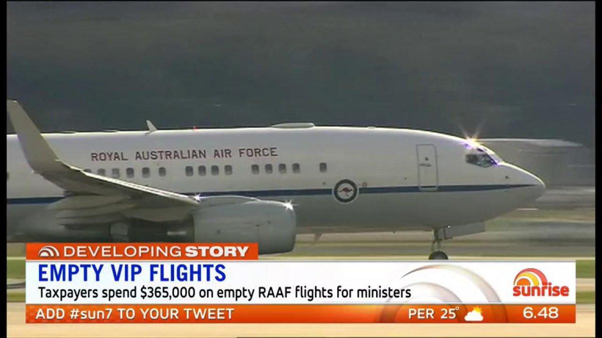 Australian VIP transport