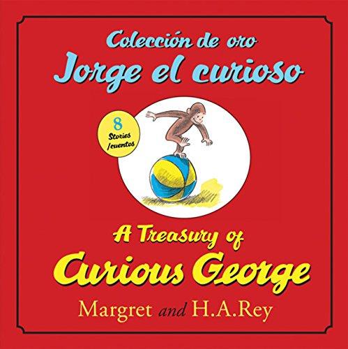 Estos libros cuentan las historias de un mono marrón sin cola llamado Jorge 28c2eae8268