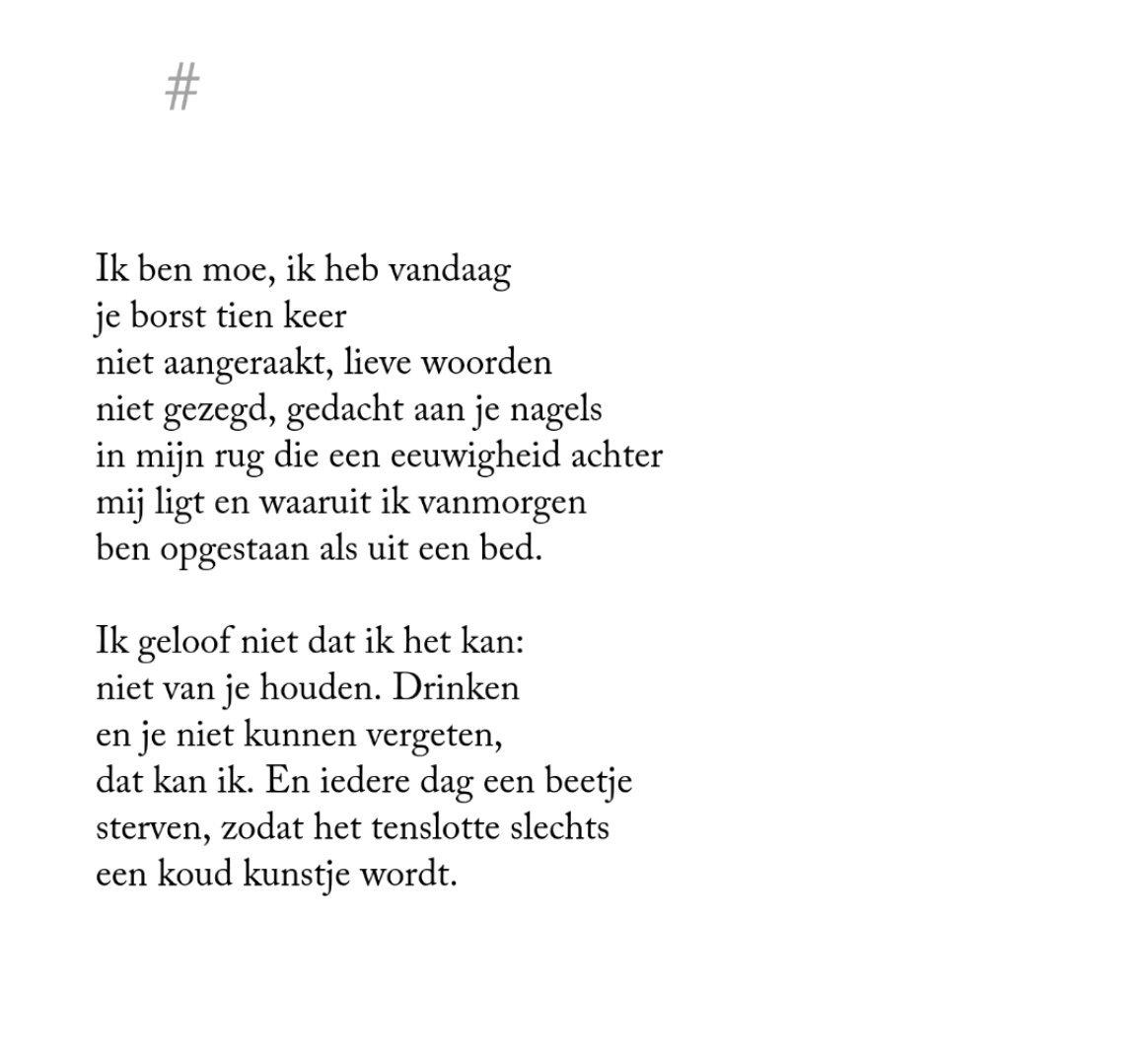 Sanne Windey On Twitter Herman De Coninck