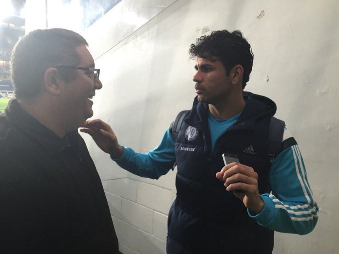 Happy 30th Birthday to former  striker Diego Costa hope you had a great day my friend