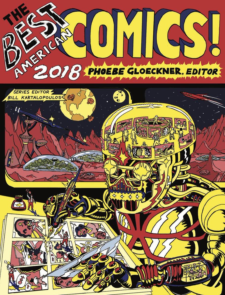 The Best American Comics 2019 Fantagraphics Books on Twitter: