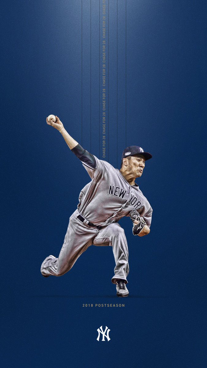 "New York Yankees on Twitter: ""Fresh wallpapers are proven* to make time speed up as you countdown the next 21 hours. *results may vary, but can 100% ..."