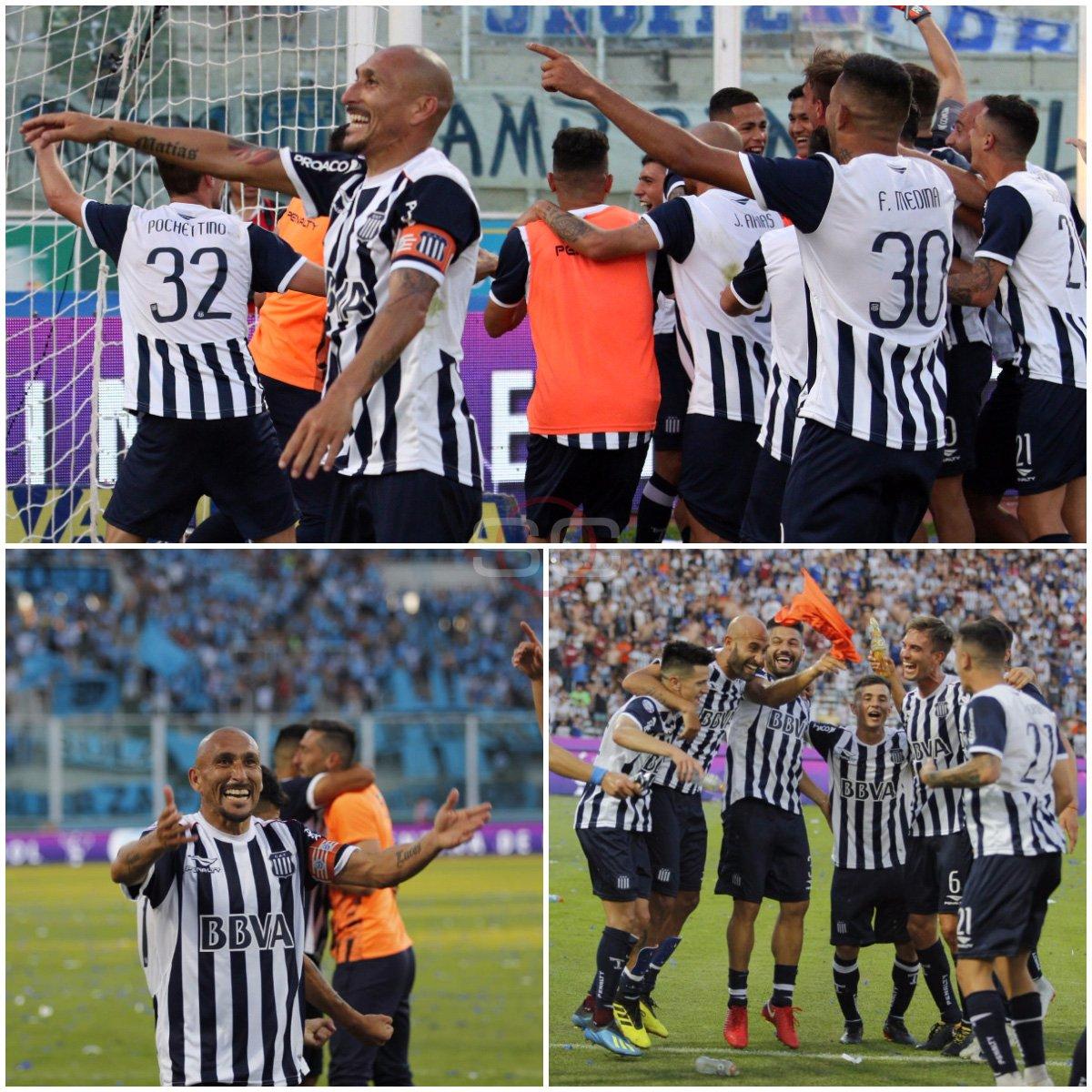 Talleres Cordoba 3 Belgrano Cordoba 0 - Superliga 2018/19 (Fecha 8) - Vídeo Do8GaCmXgAcL5Lw