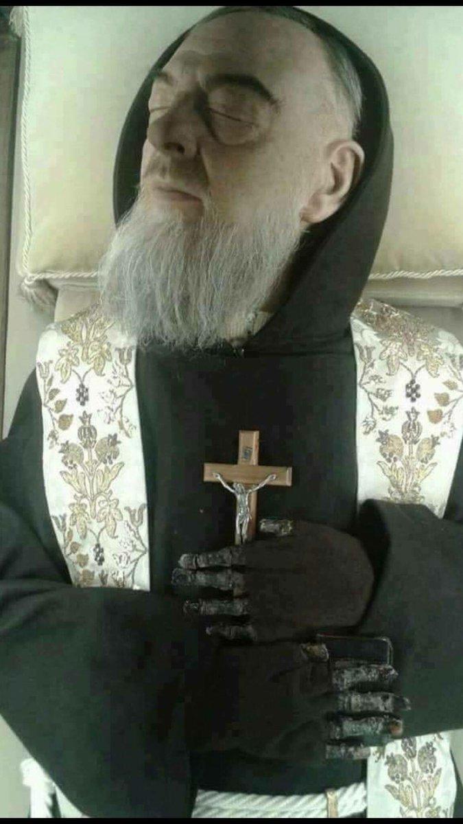 San Padre Pio De Pietrelcina On Twitter En Tu Vida Ten