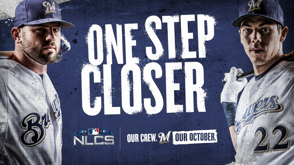 Closed this one down at Coors Field! 🍻 We're ready for another round starting Friday. #LetsGo #OurCrewOurOctober https://t.co/iMyqbjPjdk