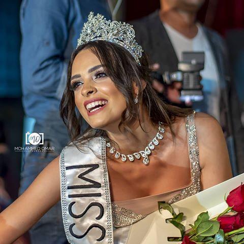 البوابة On Twitter طالبة طب الأسنان تتوج بلقب ملكة جمال مصر 2018