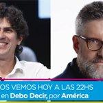 #DeboDecir Twitter Photo