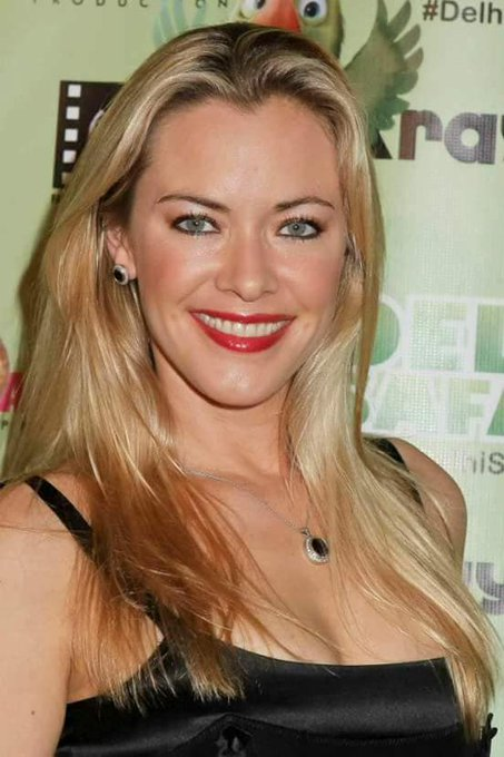 Happy Birthday KRISTANNA LOKEN!  (8th OCTOBER 1979)