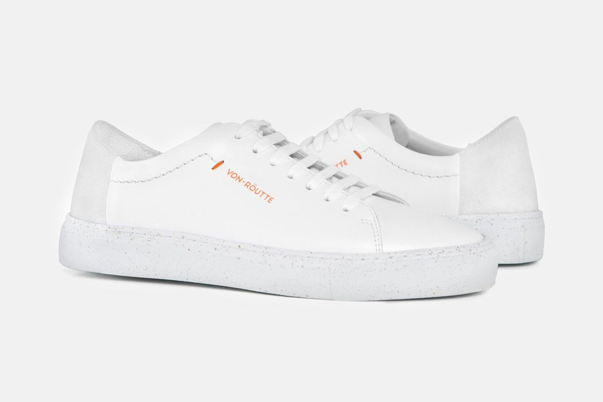 Von-routte sneakers and 4 other shoes you can proudly wear without socks this spring.