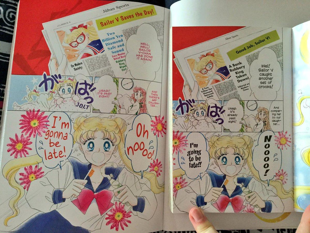 Sailor Moon on Twitter: