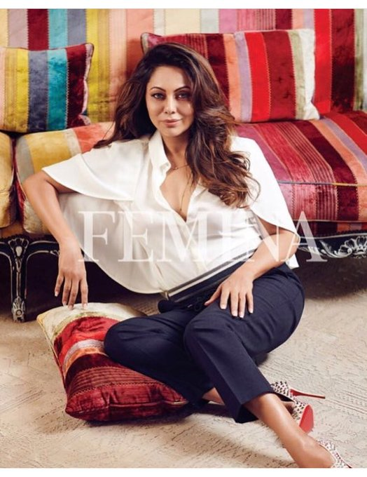 HAPPY BIRTHDAY GAURI KHAN