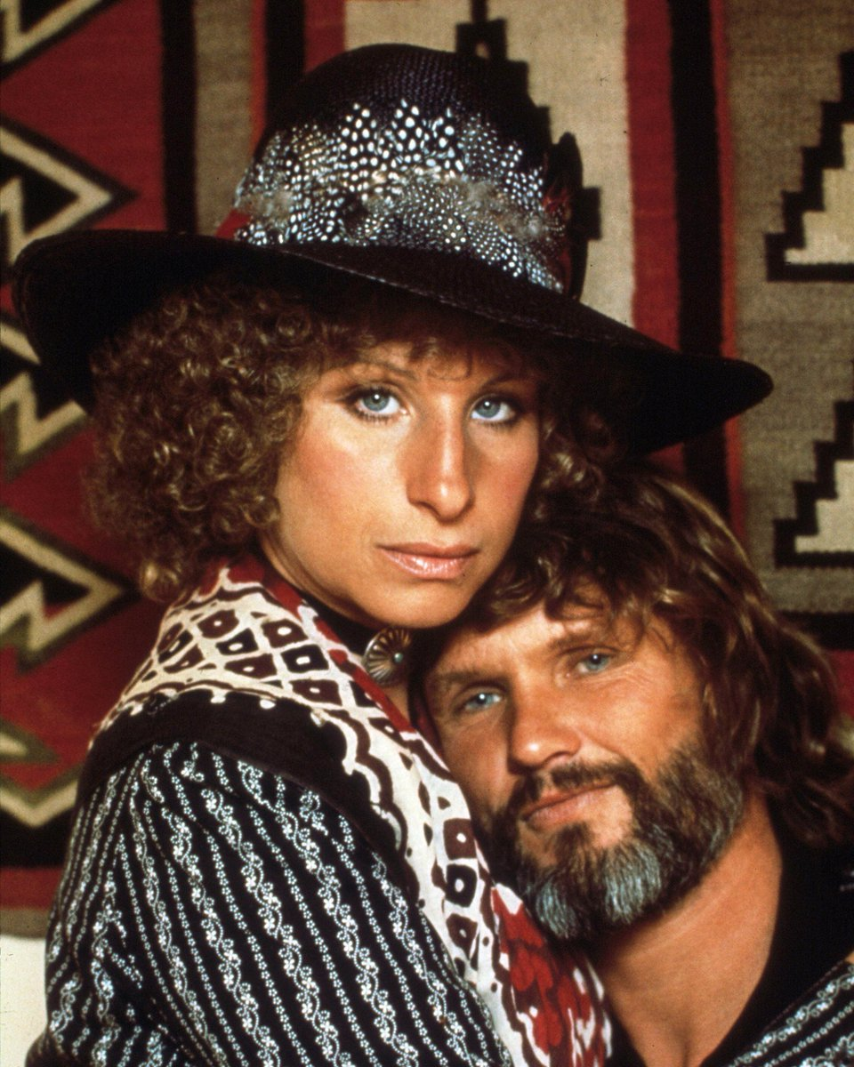 Cinespia On Twitter Barbra Streisand Kris Kristofferson A Star Is Born 1976
