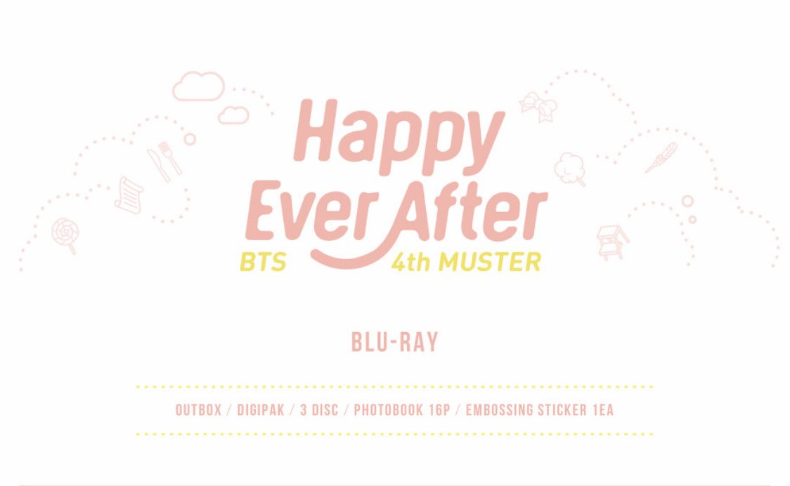 Rest Cafe Army On Twitter Bts Twt 4th Muster Dvd Pre Order