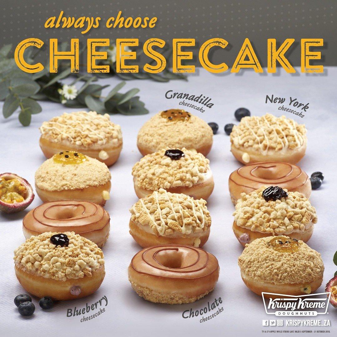 92fb4697cbdc7 Krispy Kreme ZA on Twitter