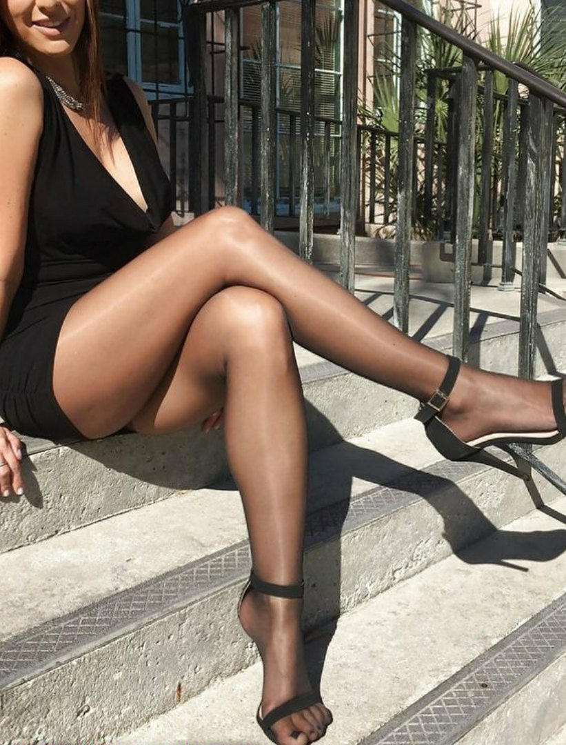 Nude Nylon Legs